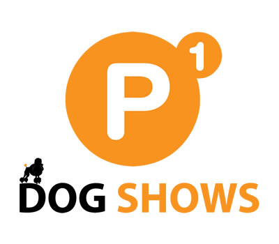 P1 Dog Shows Logo